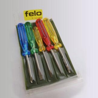 Juego De Destornilladores Felo Germany 380-500-00 5 Piezas